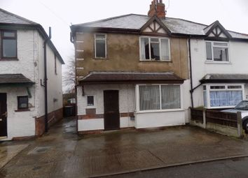 Thumbnail 3 bed semi-detached house for sale in Trent Street, Retford