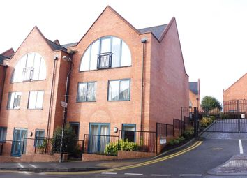 Thumbnail 4 bed town house to rent in Cordage Court, Lincoln