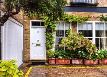 Thumbnail 5 bed mews house for sale in Queen's Gate Place Mews, London