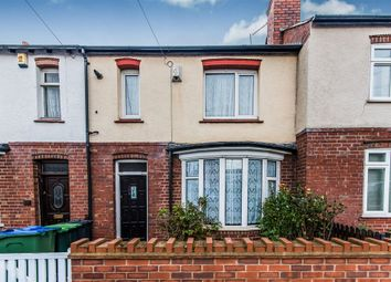 Thumbnail 2 bedroom terraced house for sale in Hallam Street, West Bromwich