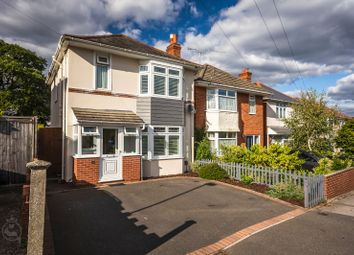 Thumbnail 3 bed detached house for sale in Wroxham Road, Branksome, Poole