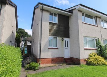 Thumbnail 2 bed flat to rent in Kirkton Crescent, Coatbridge, North Lanarkshire