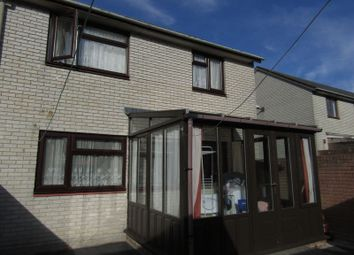 Thumbnail 3 bed end terrace house for sale in Lon Dolafon, Newtown