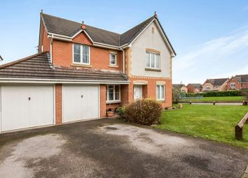 Thumbnail 5 bed detached house for sale in Sunningdale Close, Winsford, Cheshire