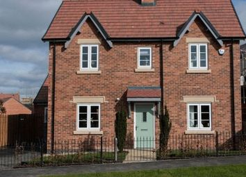 Thumbnail 3 bed detached house for sale in Measham Road, Moira, Swadlincote