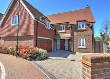 Atkinson Gardens, Burgess Hill RH15. 5 bed detached house for sale