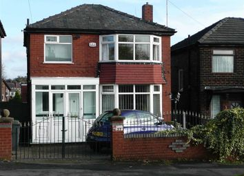3 bed detached house to rent in Heywood Road, Prestwich, Prestwich Manchester M25