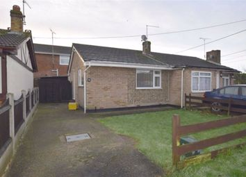 Thumbnail 1 bed semi-detached bungalow to rent in Arcadia Road, Canvey Island, Essex