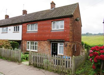 Thumbnail 3 bed end terrace house for sale in Withypitts, Turners Hill, Crawley