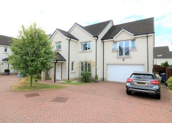 Thumbnail 4 bed detached house for sale in Drover Round, Larbert
