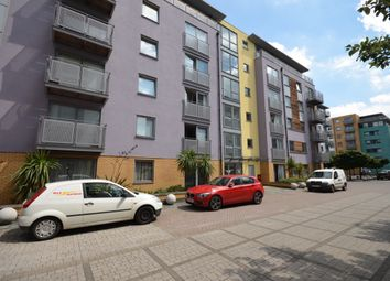 Thumbnail 2 bed flat for sale in Montana Building, Deals Gateway, London