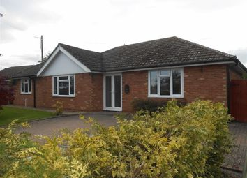 Thumbnail 4 bed bungalow for sale in Canon Drive, Hereford, Herefordshire
