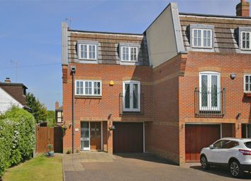 Thumbnail 4 bed end terrace house for sale in Theobald Street, Borehamwood, Hertfordshire