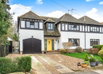 Hazelmere Road, Petts Wood, Kent BR5. 5 bed semi-detached house for sale