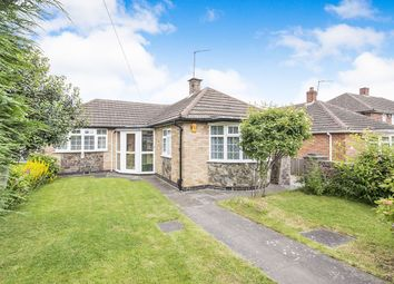Thumbnail 3 bed bungalow for sale in Park Road, Loughborough