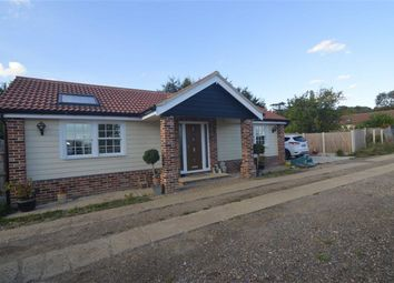 Thumbnail 2 bedroom detached bungalow for sale in Kirkham Shaw, Horndon-On-The-Hill, Essex