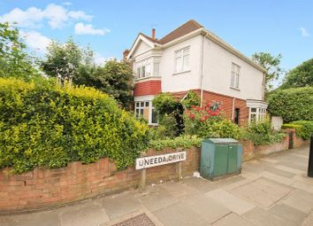Thumbnail 3 bedroom detached house for sale in Greenford Road, Greenford