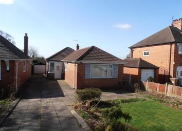 Thumbnail 2 bed detached bungalow for sale in Knypersley Road, Norton, Stoke-On-Trent