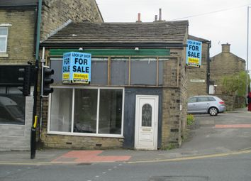 Thumbnail Retail premises for sale in Great Horton Road, Bradford