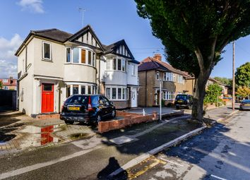 Thumbnail 3 bed semi-detached house for sale in Burnham Avenue, Uxbridge, London