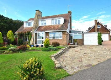 Thumbnail 3 bed detached house for sale in Hawkhurst Way, Bexhill-On-Sea, East Sussex