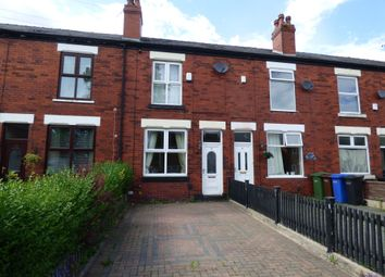 Thumbnail 2 bedroom terraced house for sale in Commercial Road, Hazel Grove, Stockport