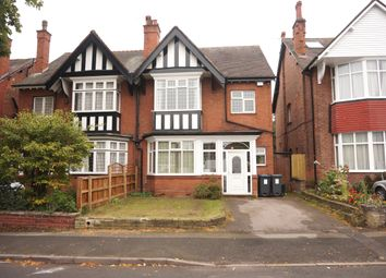 Thumbnail 4 bed semi-detached house for sale in Somerset Road, Handsworth Wood, Birmingham