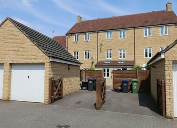Thumbnail 4 bed town house for sale in 30, Grouse Road, Calne, Wiltshire