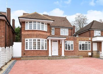 Thumbnail 6 bed detached house for sale in St Marys Avenue, Finchley N3,