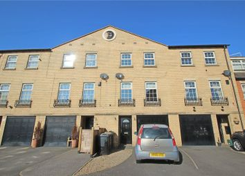 Thumbnail 4 bedroom town house for sale in The Rise, Brierley, Barnsley, South Yorkshire