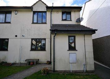 Thumbnail 3 bedroom semi-detached house for sale in Seneschall Park, Helston, Cornwall
