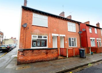 Thumbnail 2 bed semi-detached house for sale in King Street, Huthwaite, Nottinghamshire