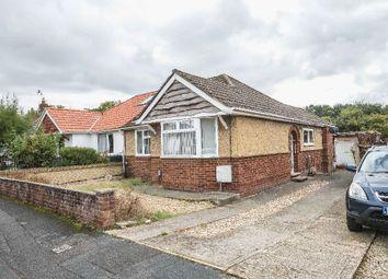 Thumbnail 3 bed semi-detached bungalow for sale in Riverdale Close, Swindon