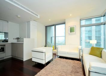 Thumbnail 2 bed flat for sale in Pan Peninsula Square, Canary Wharf