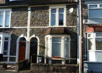 Thumbnail 2 bed terraced house to rent in Herbert Street, Redfield, Bristol