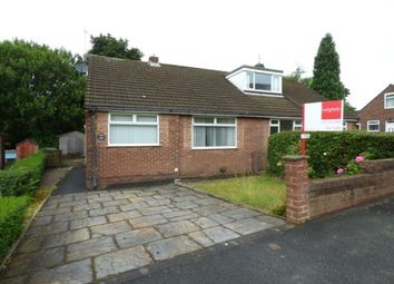 Thumbnail 2 bed bungalow for sale in Richmond Close, Mossley, Ashton Under Lyne, Greater Manchester