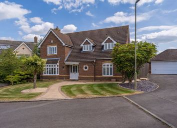 4 bed detached house for sale in Scholar Place, Oxford OX2