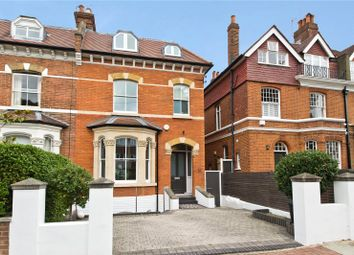 Thumbnail 5 bed semi-detached house for sale in Melrose Road, Southfields, London
