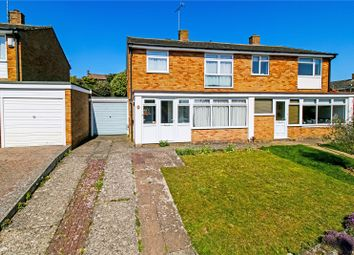 Northfields, Maidstone, Kent ME16. 3 bed semi-detached house for sale