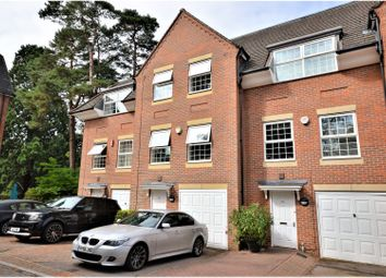 Thumbnail 4 bed town house to rent in Newitt Place, Southampton