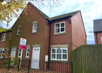 Thumbnail 3 bed property to rent in Woodland Close, Watnall, Nottingham