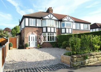 Thumbnail 3 bed semi-detached house for sale in Thorsby Road, Timperley, Altrincham