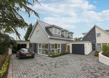 Thumbnail 3 bed detached house for sale in Broadwater Avenue, Lower Parkstone, Poole, Dorset