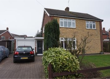 Thumbnail 3 bed detached house to rent in Arnolds Crescent, Newbold Verdon