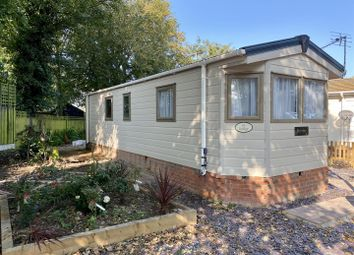 Thumbnail 1 bed bungalow for sale in Pear Tree Manor, Wainfleet Bank, Wainfleet, Skegness
