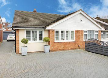 Thumbnail 2 bed semi-detached bungalow for sale in Jones Road, Goffs Oak, Waltham Cross