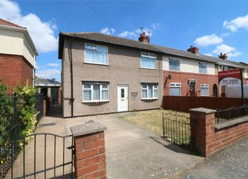 Thumbnail 3 bed end terrace house for sale in Charles Street, Skellow, Doncaster, South Yorkshire