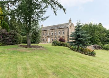 Thumbnail 6 bed country house for sale in Newmoor Hall, Longframlington, Northumberland