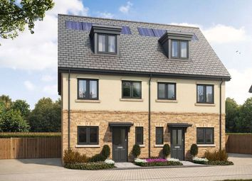 Thumbnail 3 bed semi-detached house for sale in Millennium Fields, Sandy Lane, Bracknell