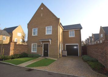 Thumbnail 4 bed detached house for sale in Gunners Rise, Shoeburyness, Shoebury Garrison